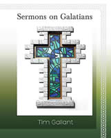 Sermons on Galatians book cover