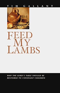 Feed My Lambs book cover